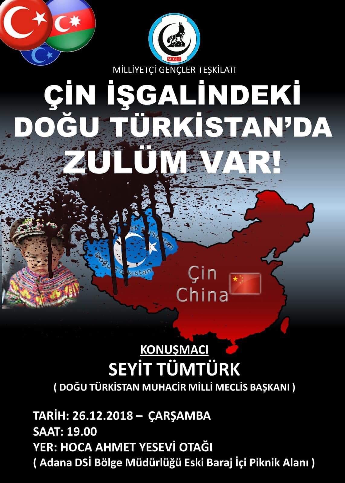 Türklüğün ve Bütün İnsanlığın Kanayan Yarası: Doğu Türkistan
