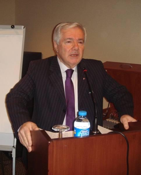 Aydınlar Ocağı Genel Başkanı Prof. Dr. Mustafa ERKAL