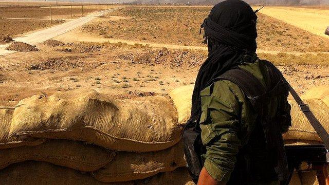 Suriye'de kürt devleti kuruluyor