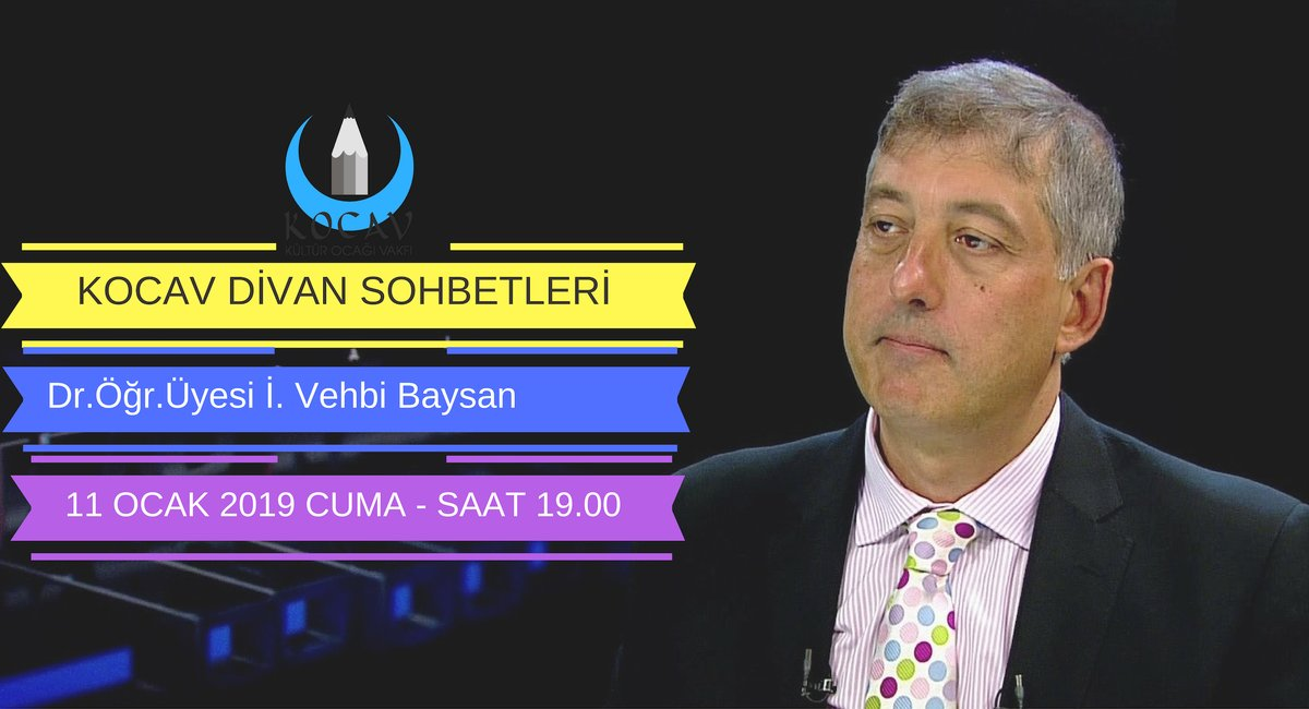 İbn Haldun Üniversitesi Tarih Bölümü Dr. Öğretim Üyesi İbrahim Vehbi Baysan
