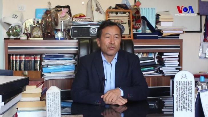 Prof. Dr. Alimcan İNAYET- Türkiye, Doğu Türkistan'ın son umududur.