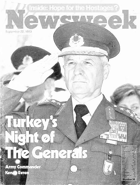 12 Eylül 1980 İhtilali ve Kurduğu Düzen