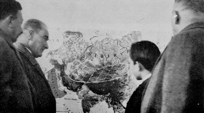 Atatürk ve Asya