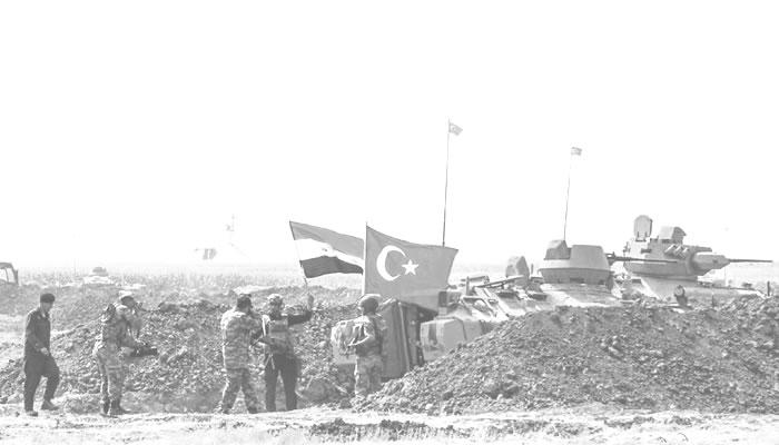 """Deniz Bölükbaşı'nın """"Irak, Suriye ve Türkiye'ye Etkileri"""" Konferansı"""