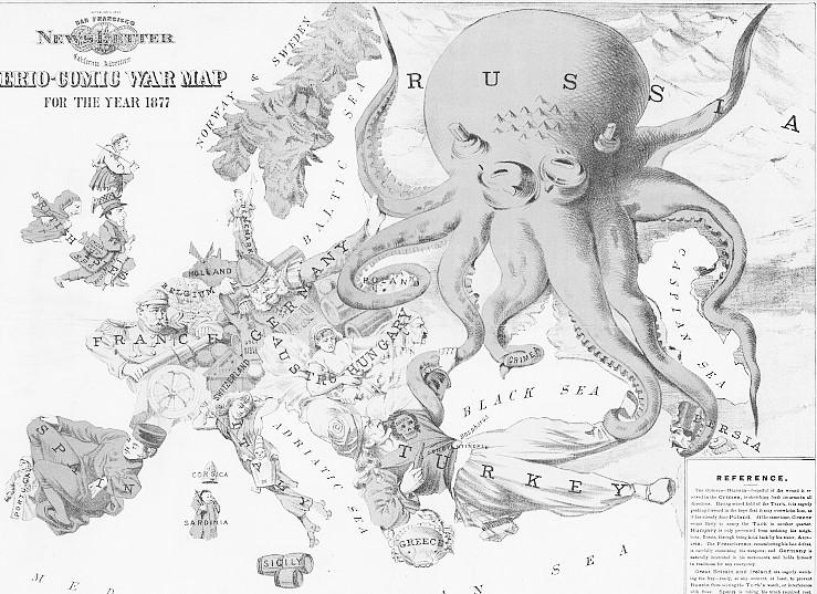 Rusya'nın Osmanlı dönemindeki Ermeni politikaları