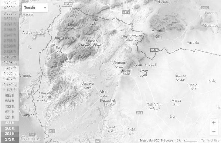 Suriye Türkleri: Fırat'ın Doğusu da Türk, Batısı da…
