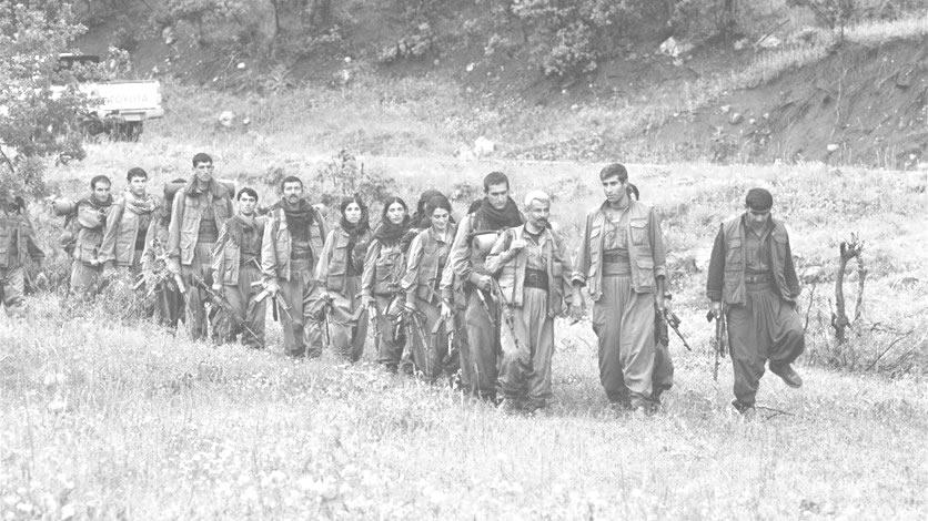 Siyasa Topluluğu Kürtçü terörün geçmişi raporu