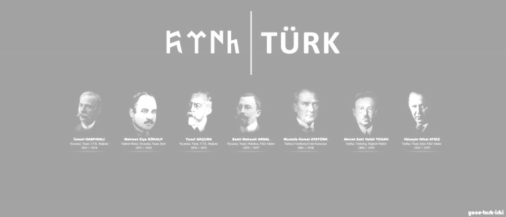 Türk tefekkür hayatında Gökalp ve Akçura