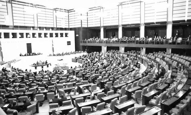 Türkiye Büyük Millet Meclisinde Kürt İlleri Demek Bölücülük Değilse Nedir?