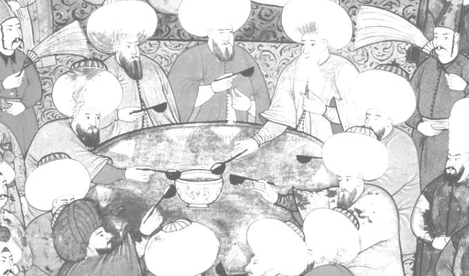 Türkler'de yemek yeme alışkanlıkları ve buna ilişkin davranış kalıpları