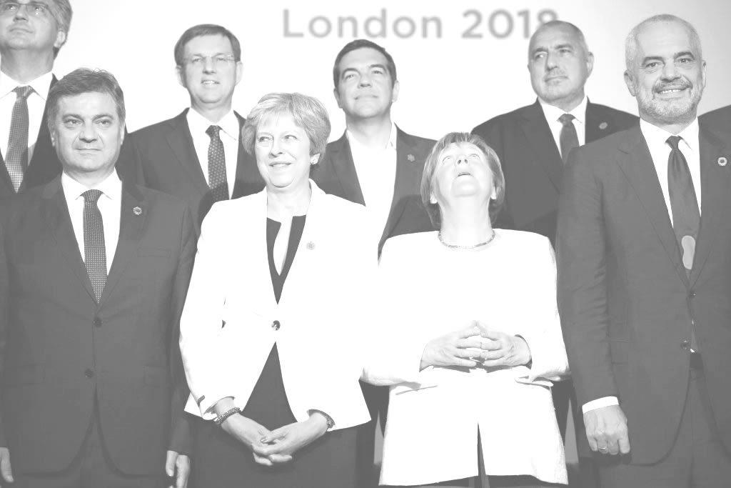 Londra'da Batı Balkanlar Zirvesi