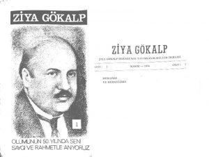 Türkiye Türkleri'nin etnografik tasnifi- Yazan: Ziya Gökalp
