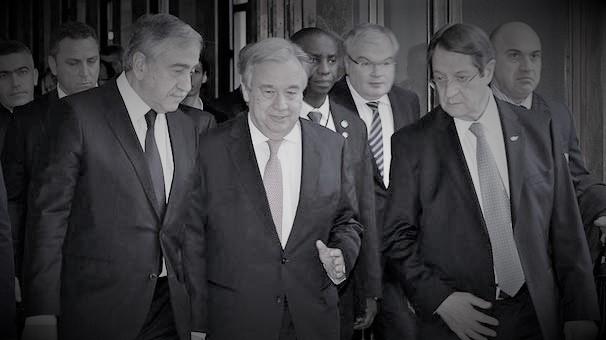 Kıbrıs'ta Garantörlüğün Kaldırılması Müzakereleri Başlıyor