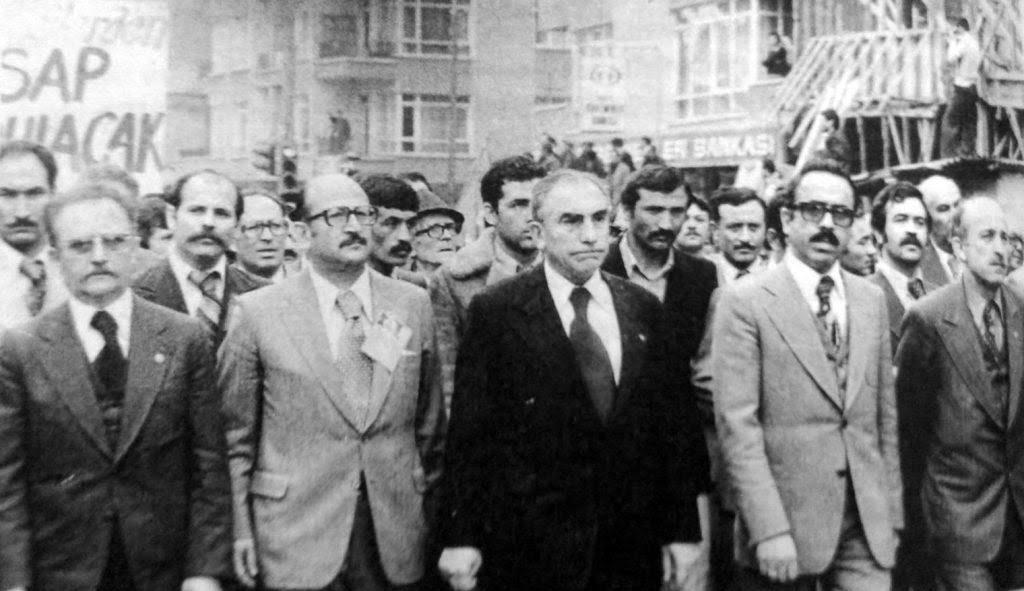 Alparslan Türkeş'li yıllar