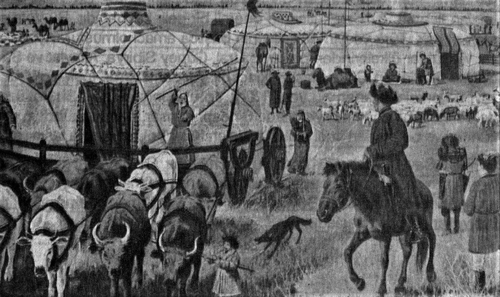 Başlangıcından Hunlara: Genel hatlarıyla Türk tarihi