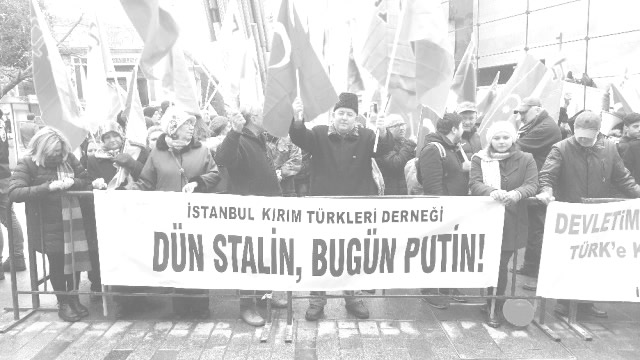 Putin de bunu yaparsa Kırım Türklerinin hâli nice olacak?