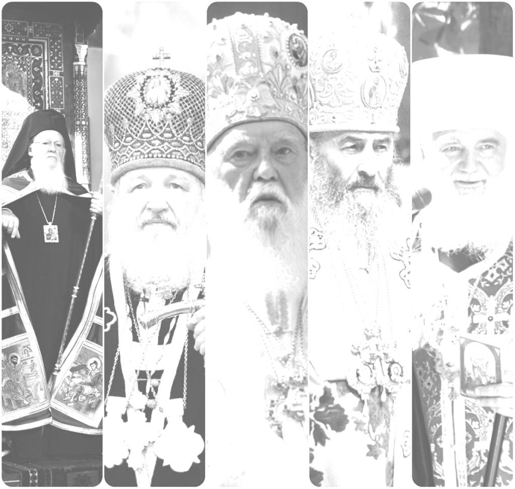 Ortodoks paradoksu: Çatışan medeniyetler ve bölünen kiliseler