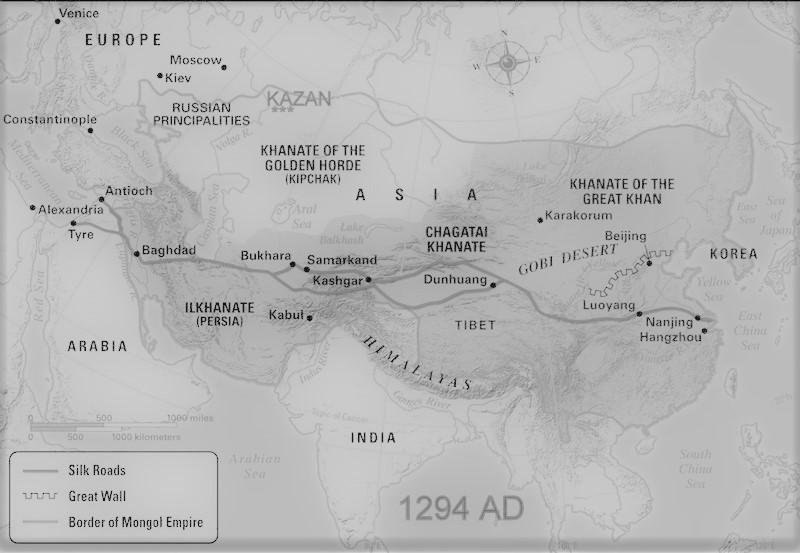 Kazakistan ve Özbekistan'da kurucu kimlik unsuru olarak tarihçilik