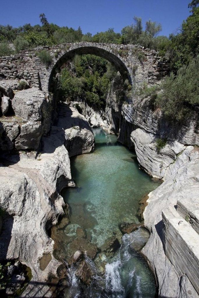 Görsel: Köprülü Kanyon Milli Parkı