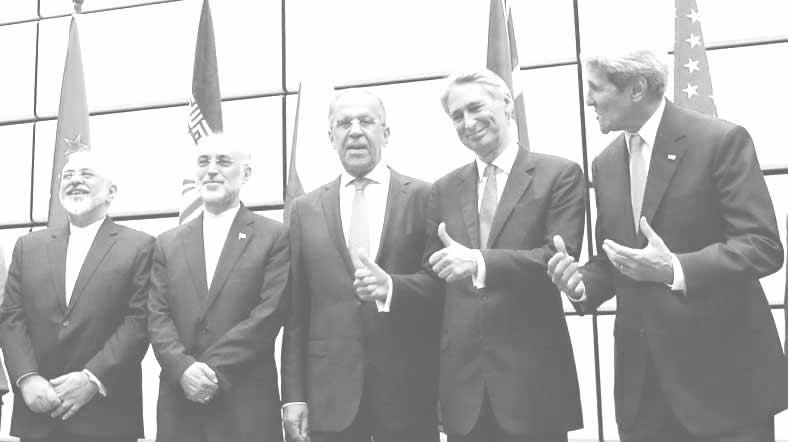 İran 5+1 Anlaşması, ülkeyi iç savaşa götürür