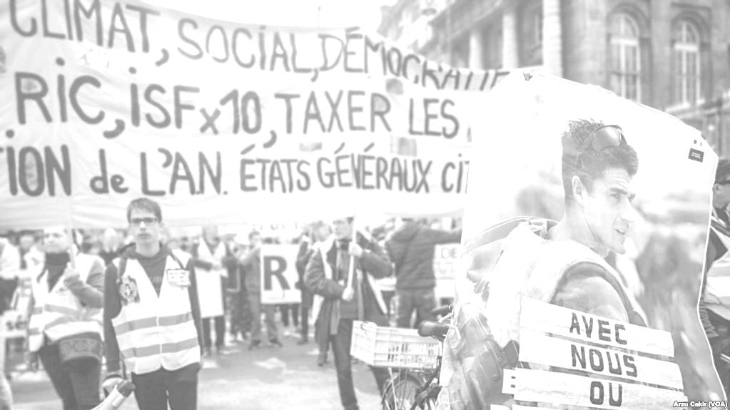 Fransa'daki sarı yelekli hareketi nedir ne değildir