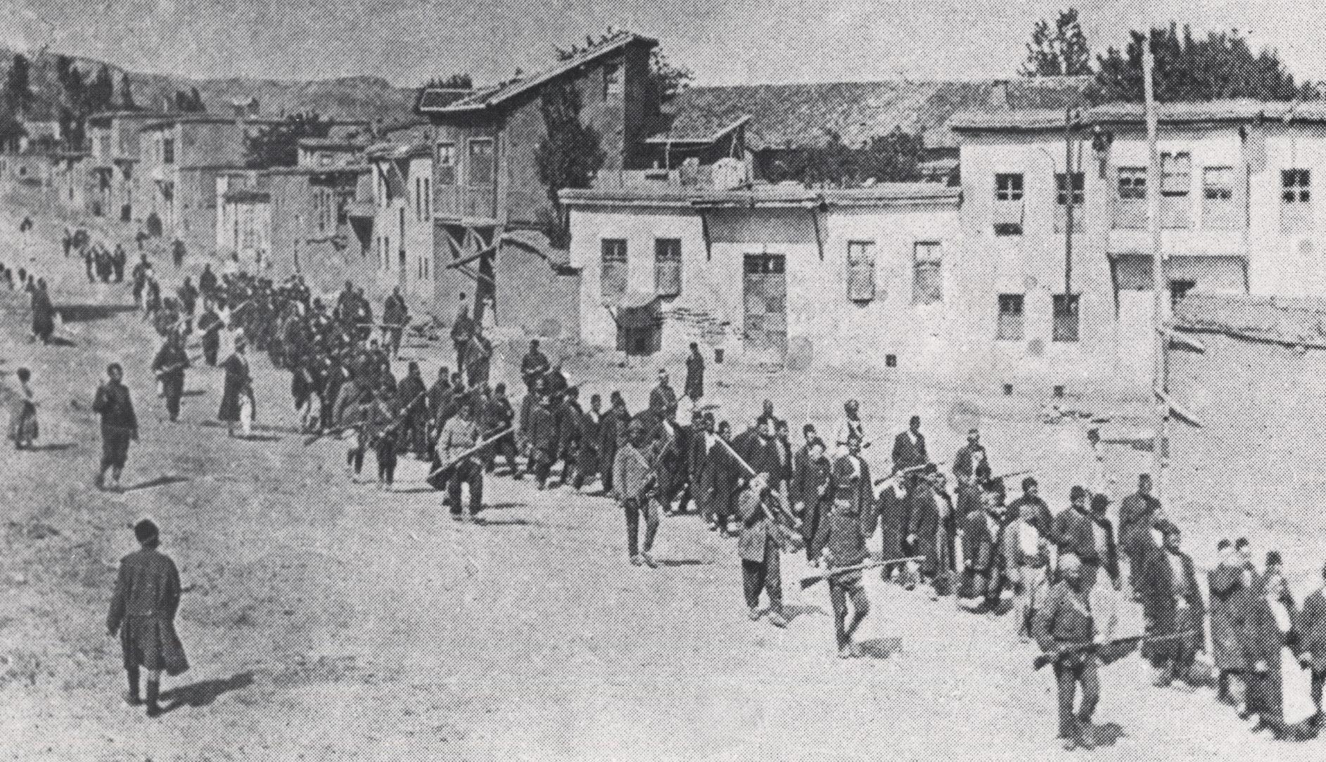 Osmanlı Devleti, cephe gerisinin güvenliğini sağlamak, siviller arasında çatışmaların önüne geçmek, Ermeni çetelerine karşı intikam hareketlerini engellemek, asayişle beraber cephedeki ikmal hatlarındaki Ermeni çetelerinin düzenlediği sabotajları durdurmak için tehcir kararı almıştır.
