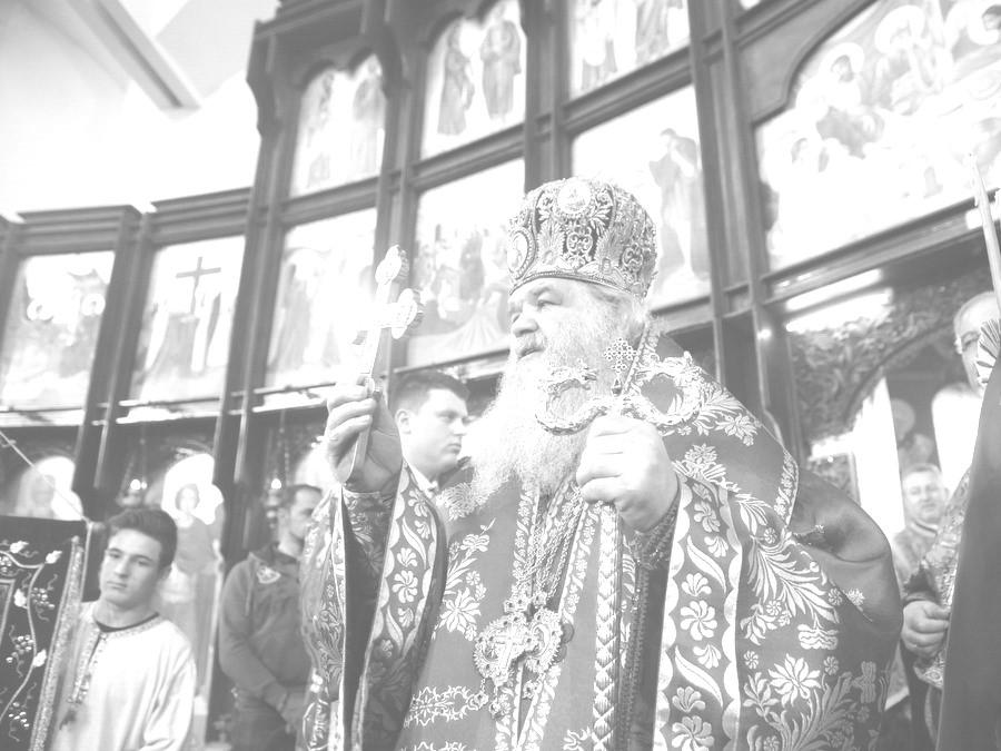 Yeni Makedon kimliğinin inşası için Makedonya Kilisesi formülü