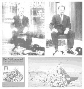 Asılsız Ermeni iddialarının sahte belgeleri ve yürütülen iftira kampanyaları
