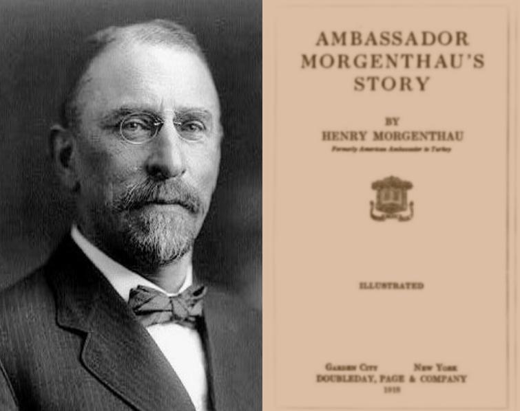 Henry Morgenthau ve Büyükelçi Morgenthau'un Hikâyesi (Ambassador Morgenthau's Story)