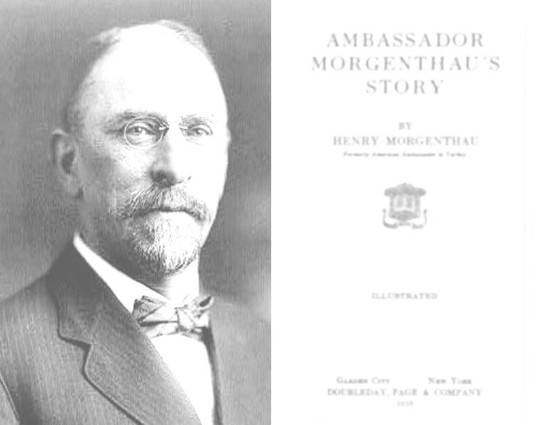 Asılsız Ermeni iddialarının asılsız dayanağı: Henry Morgenthau
