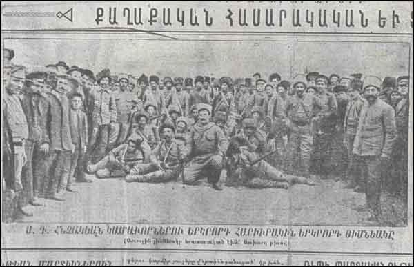 Kaynak : Ermeni Ayaklanmaları ve İhtilal Hareketleri.