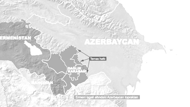 Kafkaslarda Ermeniler tarafından yapılan katliamlar
