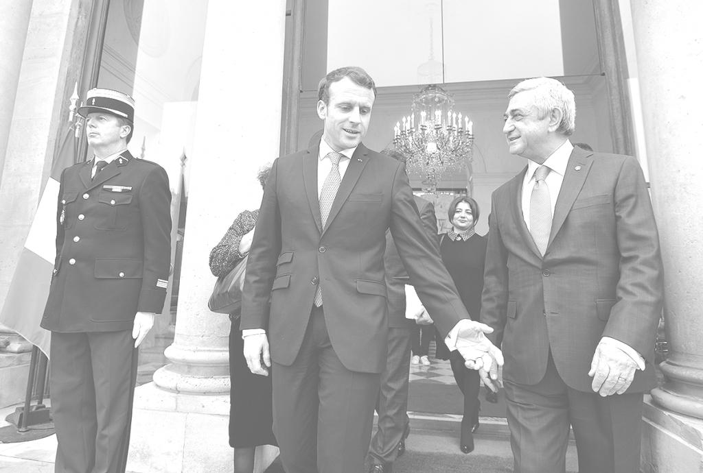 Fransız Cumhurbaşkanı Makron uluslararası hukuku ve Fransız hukukunu yok sayıyor