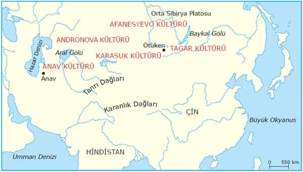 Orta Asya Kültür Merkezleri