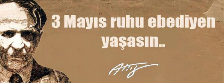 3 Mayıs ruhu ebediyen yaşasın-H. Nihal ATSIZ