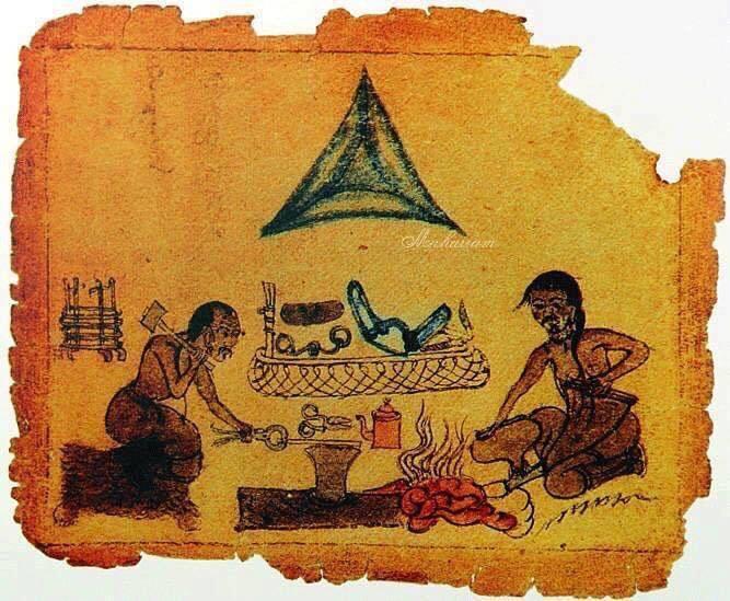 Göktürk Demircileri-Çin Ansiklopedisi
