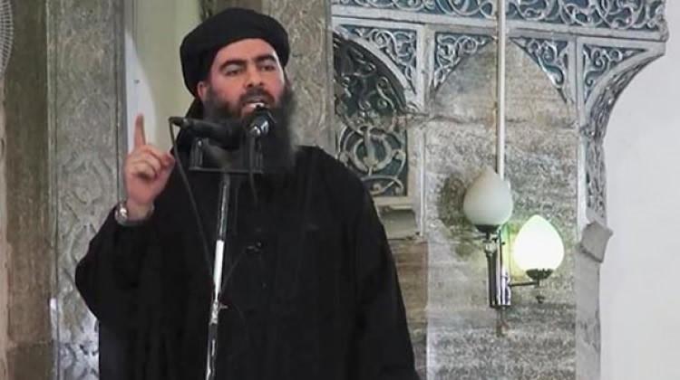 IŞID Lideri El-Bagdadi