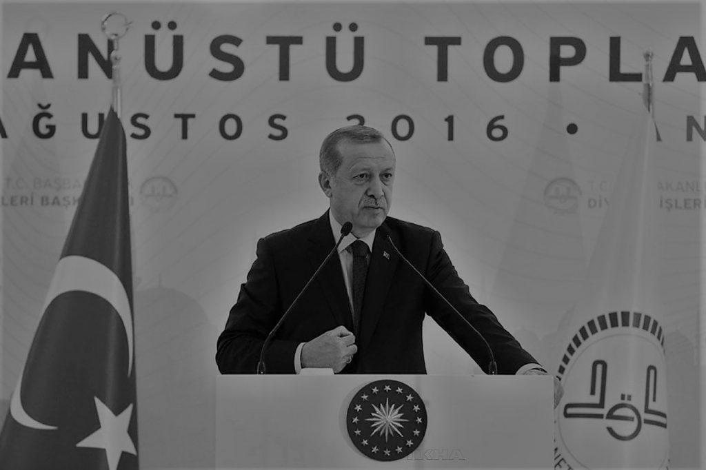 15 Temmuz'un yıldönümünde Türkiye
