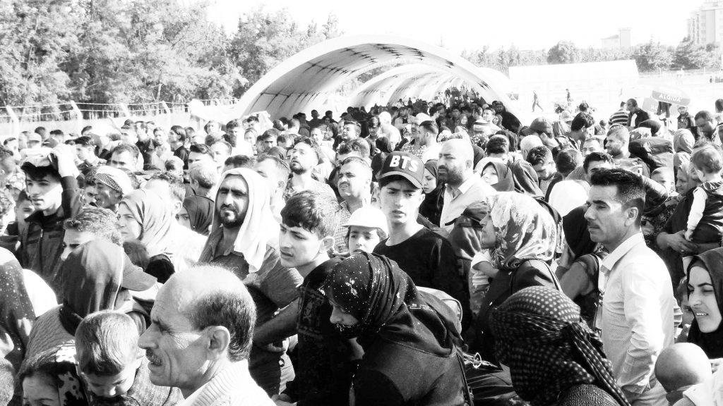 Sığınmacılar ve Türkiye'de göç olgusu: III