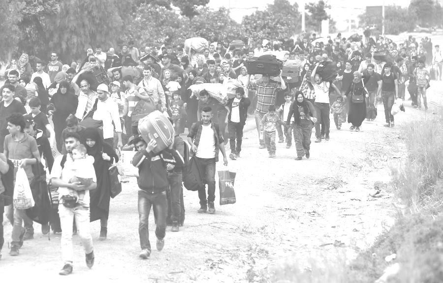 Sığınmacılar ve Türkiye'de göç olgusu