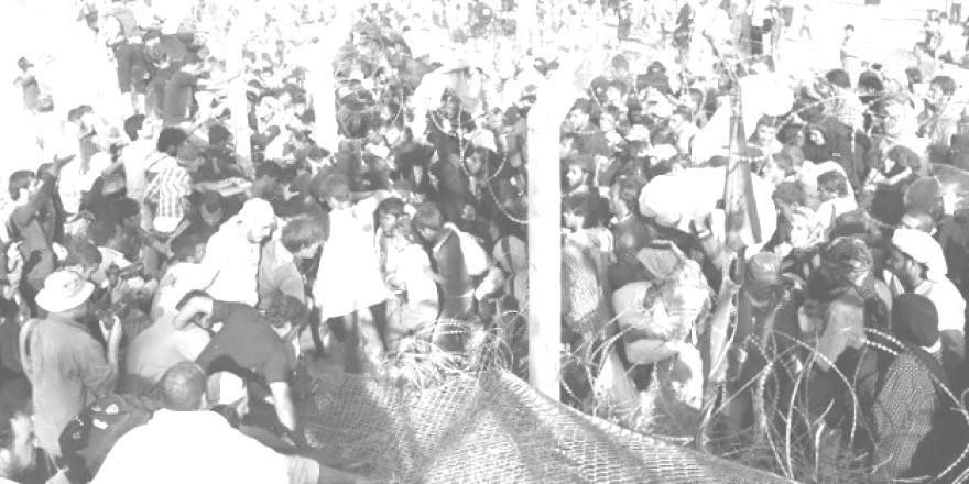 Sığınmacılar ve Türkiye'de göç olgusu: V