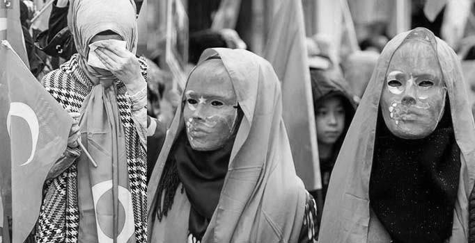 Çin'in Uygur kadınlara karşı işlediği insanlık suçu