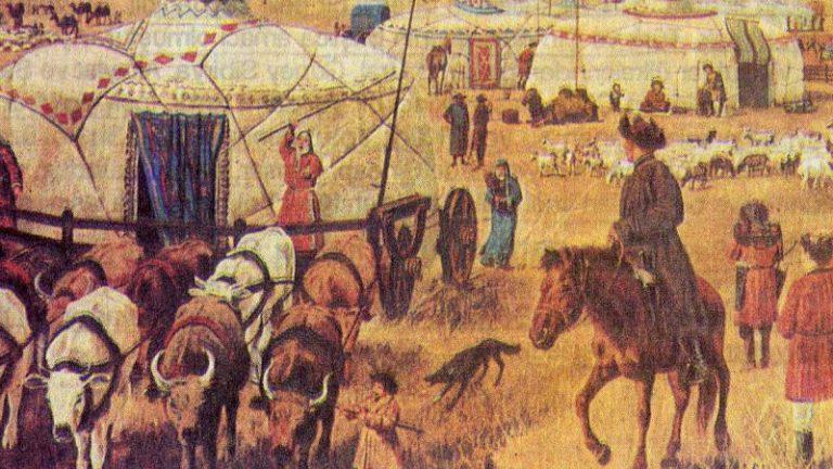 Orta Asya Türk kültürü