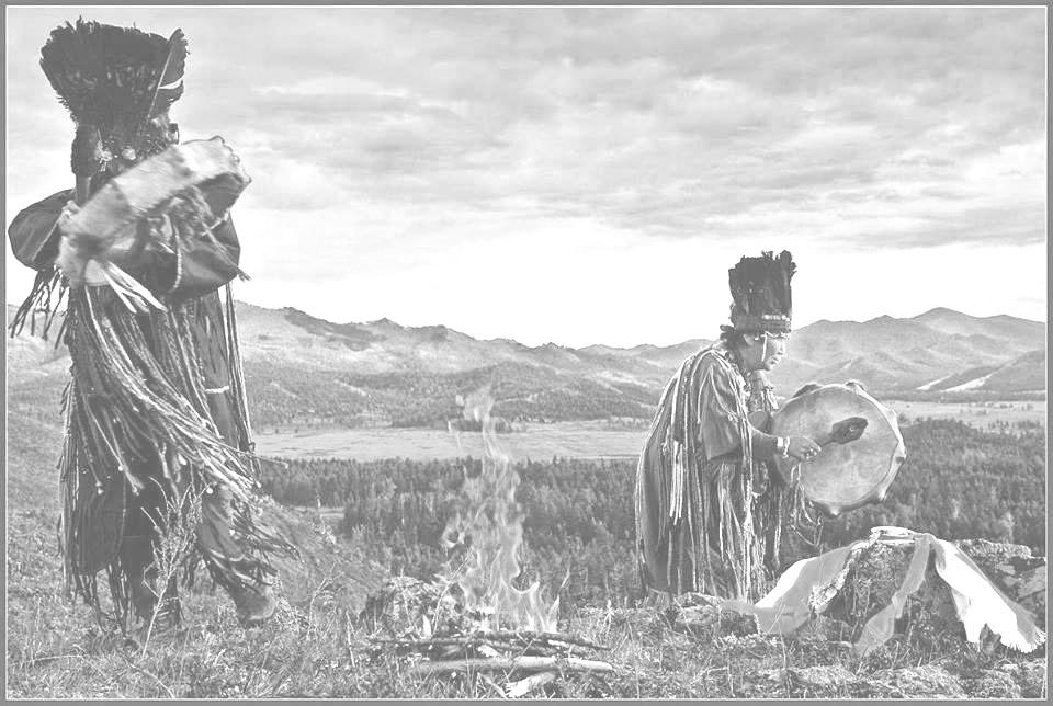 Türk Şamanizmi'nde kurban sunma ritüelleri