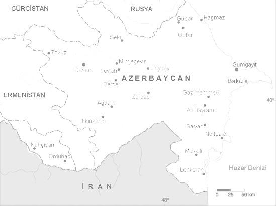 Azerbaycan'ın bölünmesi