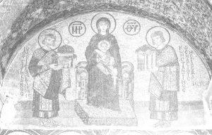 Ayasofya'da meleklerin cinsiyeti