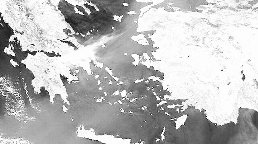 Doğu Akdeniz, Adalar Denizi ve ötesi