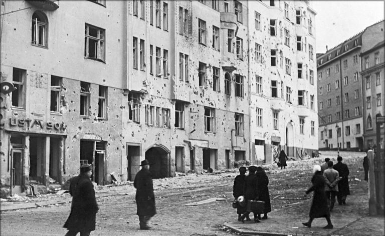 İkinci Dünya Savaşı sırasında Finlandiya