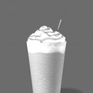 Hiç leğende yıkanmamış gibi frappuccino içmek