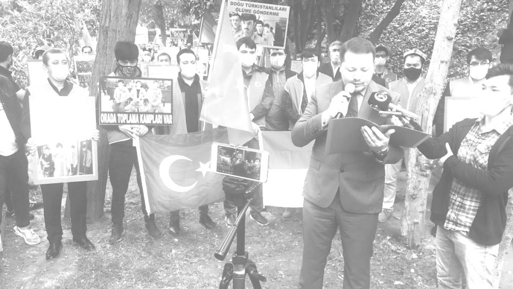 2020 Ekim ayında Doğu Türkistan'da neler oldu?